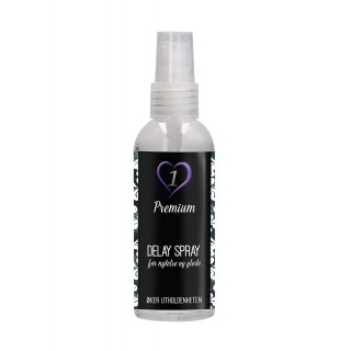 Premium - Delay spray - Øker Utholdenheten - 50ml