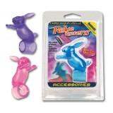 Rabbit Rousers - Finger Sleeve Rosa