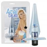 Anal Blue - Vibrerende Buttplug