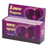 Love Coupons  - Romantisk sjekkhefte
