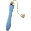 Zalo Marie - Vibrator med app - Blå