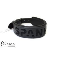Avalon - Collar Spank me  - Sort