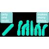The Dodil - Dildo uten termos turkis