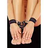 Ouch! - Velcro hand og ankel cuffs