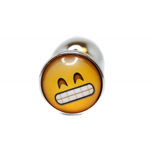BQS - Buttplug med emoji - Glise Smiley