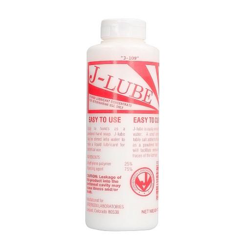 J-Lube - Vannbasert Pulverglidemiddel - Konsentrert