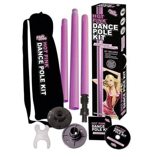Rosa Pole dance kit - Strippestang