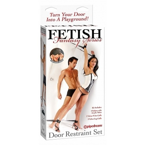 FF Series - Door Restraint Set