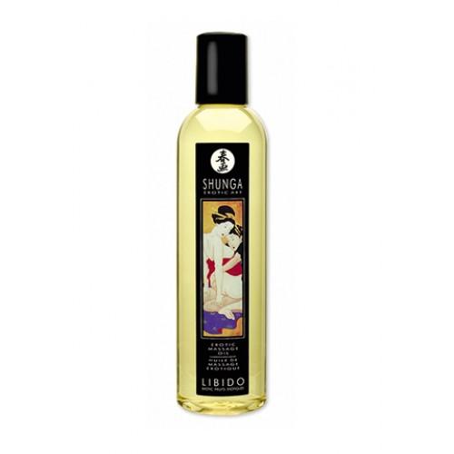 Shunga - Libido Exotic Fruits - Massasjeolje